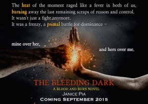 Bleeding Dark Teaser