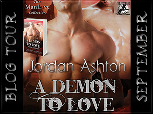 A Demon to Love Button 300 x 225