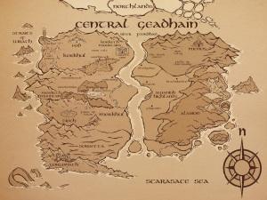 Central Geadhain