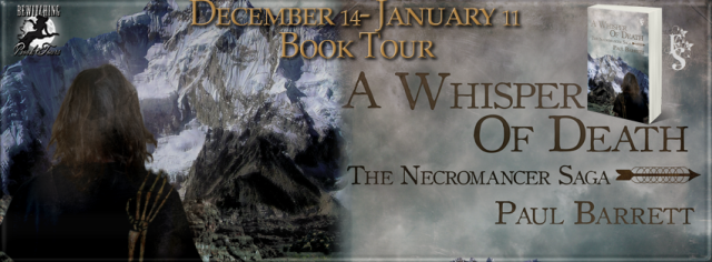 A Whisper of Death Banner 851 x 315