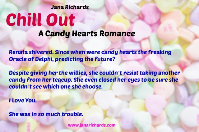 Candy Heart teasor