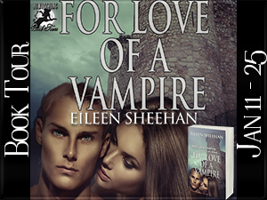 For Love of a Vampire Button 300 x 225