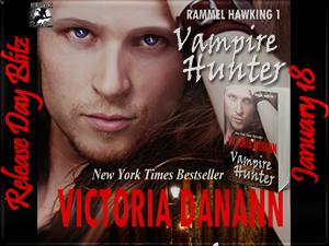 Vampire Hunter Button 300 x 225