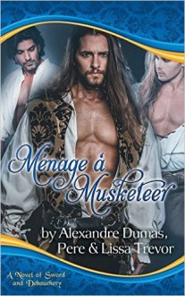 menage a musketeer amazon cover