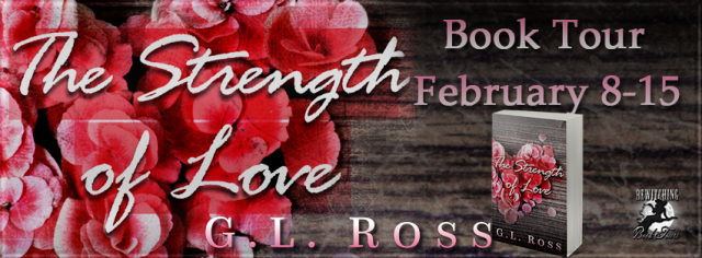 The Strength Of Love Banner 851 x 315