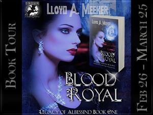 Blood Royal Button 300 x 225