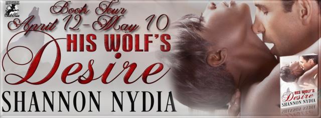 His Wolf's Desire Banner 851 x 315