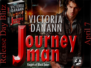 Journey Man Button 300 x 225