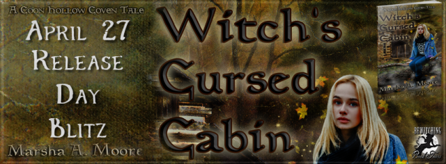 Witch's Cursed Cabin Banner 851 x 315