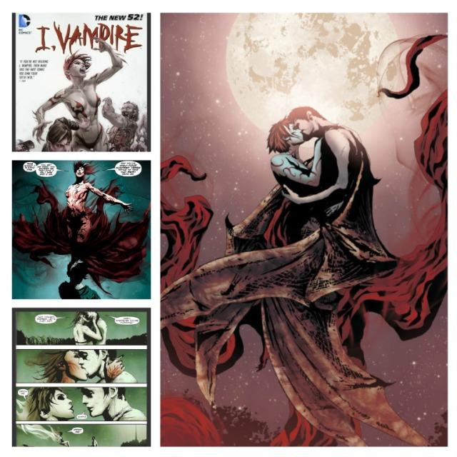 I Vampire Collage