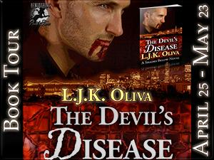 The Devil's Disease Button 300 x 225