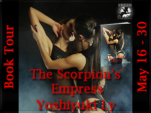 The Scorpion's Empress Button 300 x 225