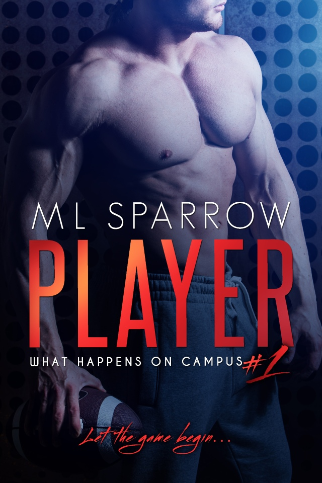 (for Amazon upload) ebook cover - Player
