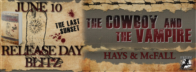 The Last Sunset - The Cowboy and the Vampire Banner 851 x 315