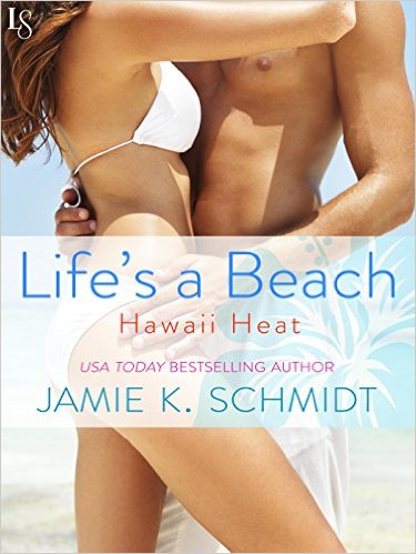 Amazon lifes a beach cover