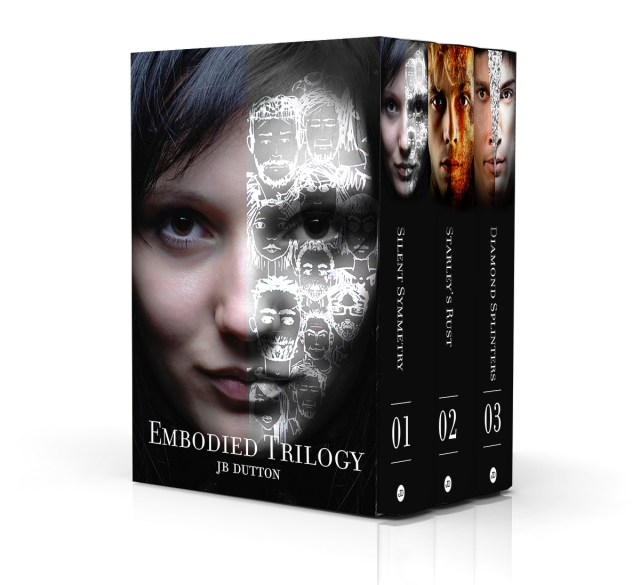 EMBODIED TRILOGY ebook collection