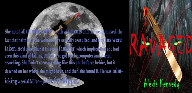 Ravaged excerpt