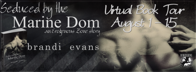 Seduced by the Marine Dom Banner 851 x 315