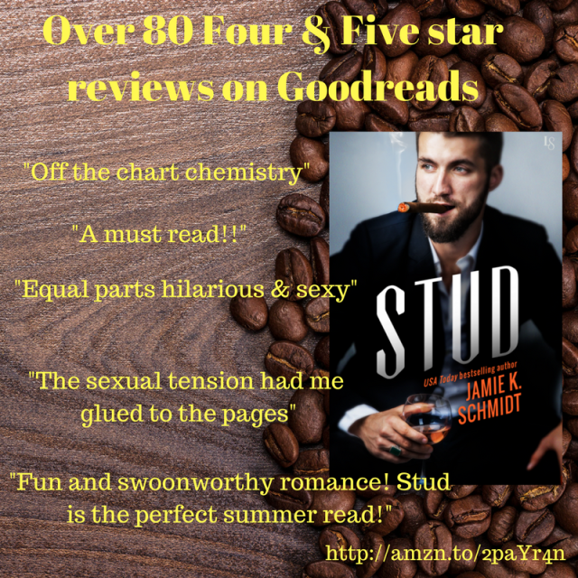 Over 80 Four & Five star review on Goodreads